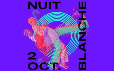 Nuit blanche 2021 – die Kunstnacht in Paris